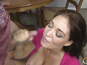MILF Charlee Chase Fucks Hung Actor Russel B While Her Hubby's Out!