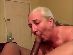 Black hung with granny